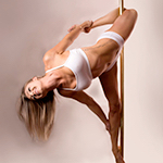 Linda: Instructor - Vertigal Aerial Fitness: Canberra Pole Dancing