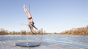 Image for the Outside Pole - Vertigal Aerial Fitness: Canberra Pole Dancing