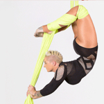 Sarah: Instructor - Vertigal Aerial Fitness: Canberra Pole Dancing