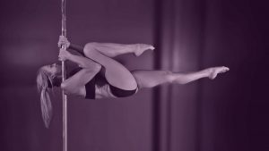 Image for the About Us Page - Vertigal Aerial Fitness: Canberra Pole Dancing
