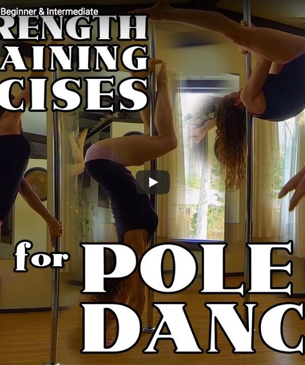 Image of 15 Strength Training Exercises for Pole Dancers